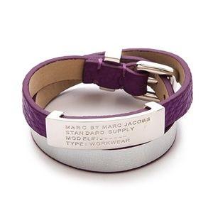 Marc by Marc Jacobs Double Wrap Bracelet